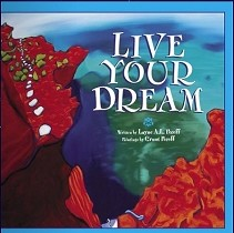 Live Your Dream Book by Grant Pecoff