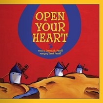 Open Your Heart Book by Grant Pecoff